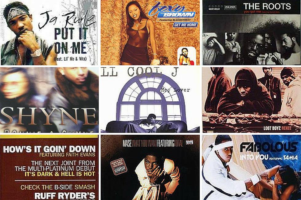 20 Classic Hip-Hop Summer Love Songs