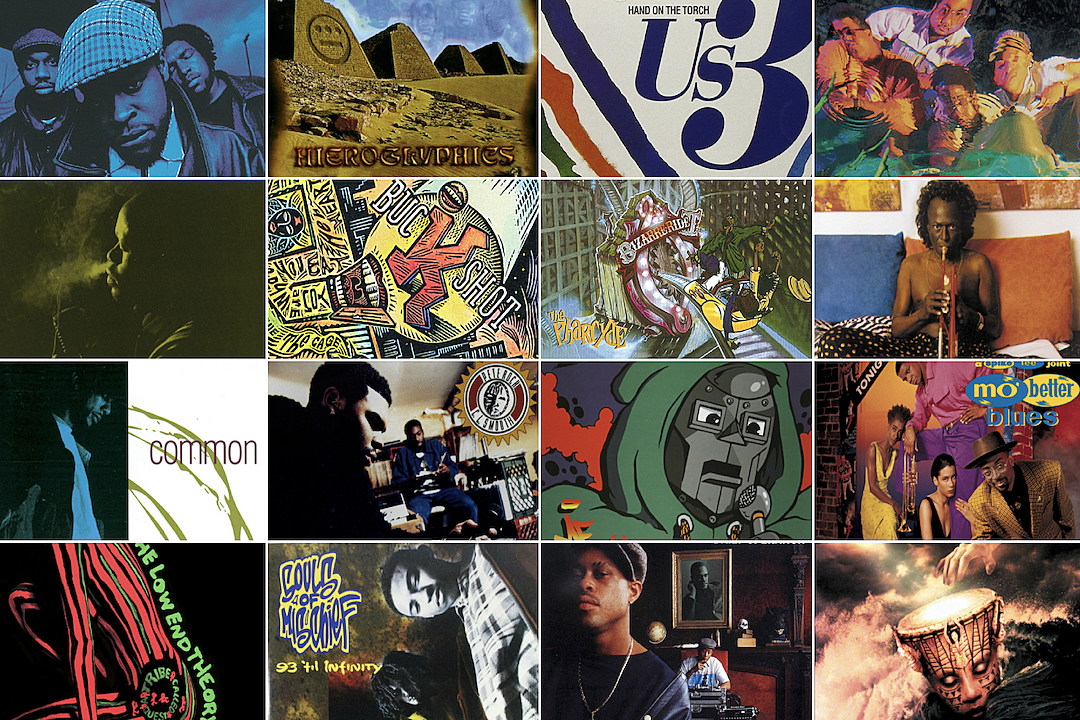 20 Great Hip-Hop/Jazz Albums of the '90s