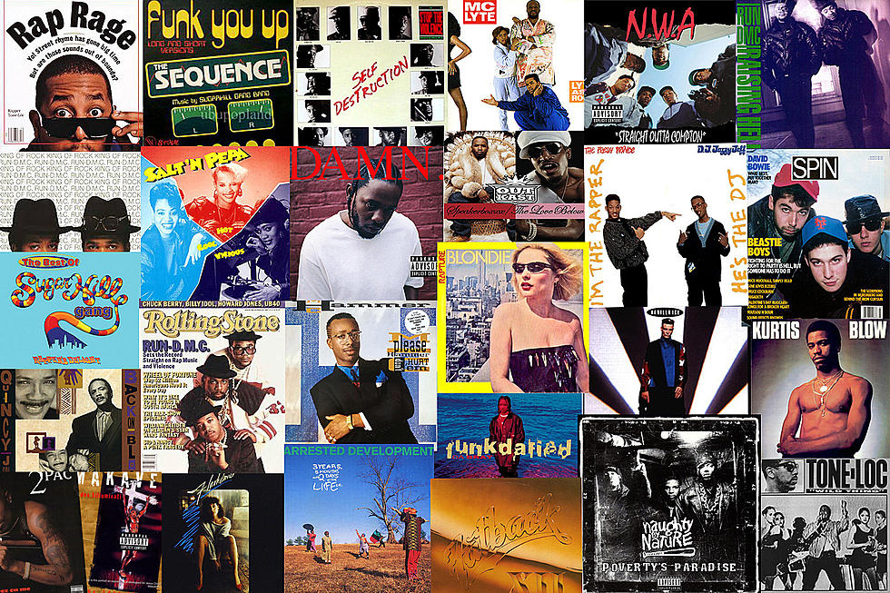 60 Hip Hop Firsts Rap S Must Know Milestones