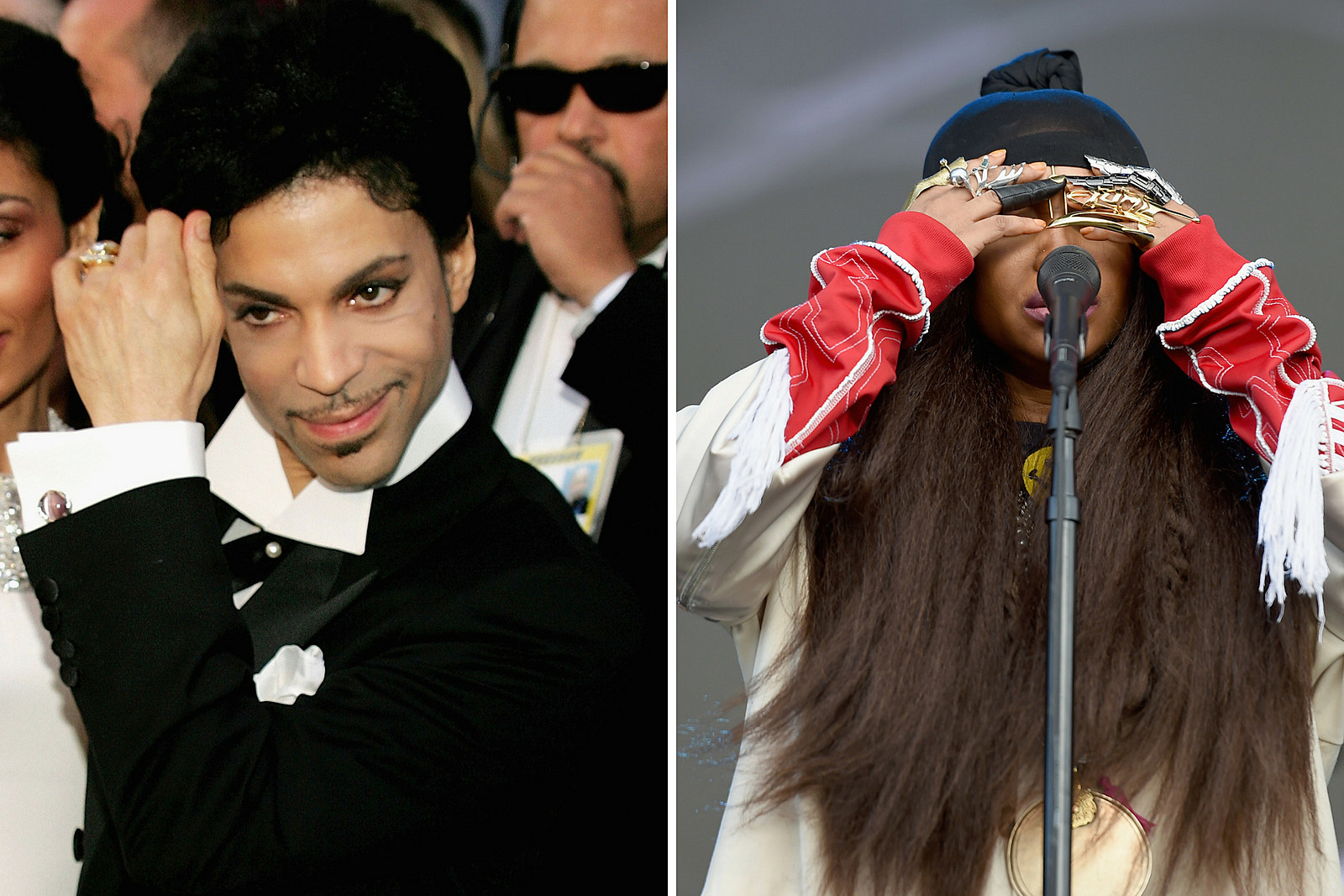 363ae8a5c Erykah Badu Recalls the Time Prince Hated Her Album