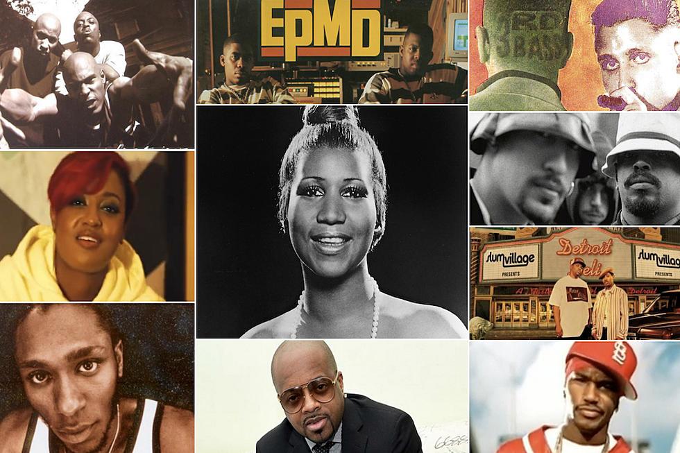 20 Rap Songs That Sample Aretha Franklin