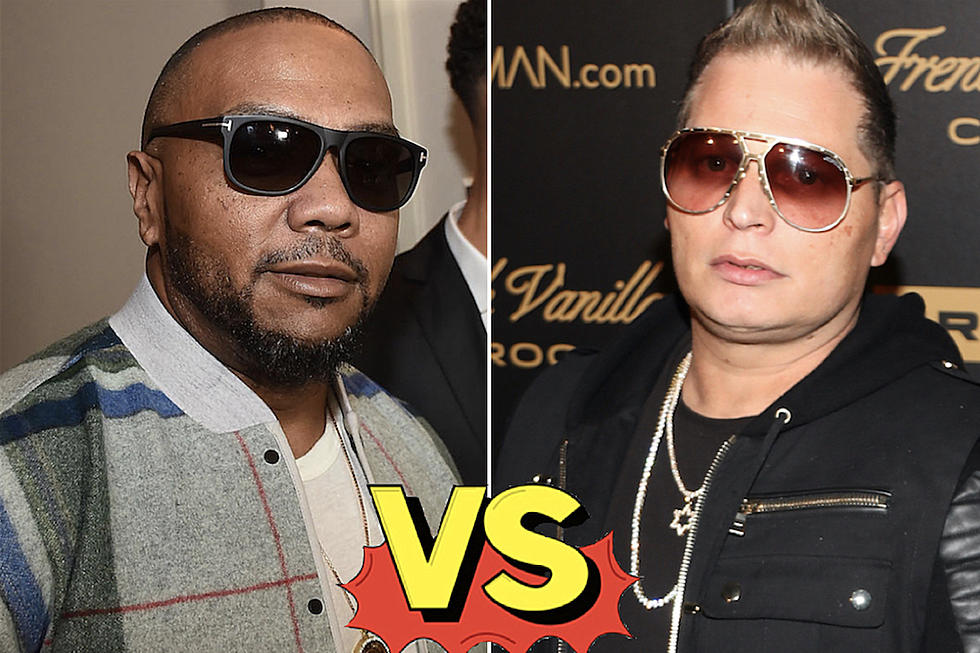 Rewind: When Timbaland Once Called Scott Storch 'A Piano Man'