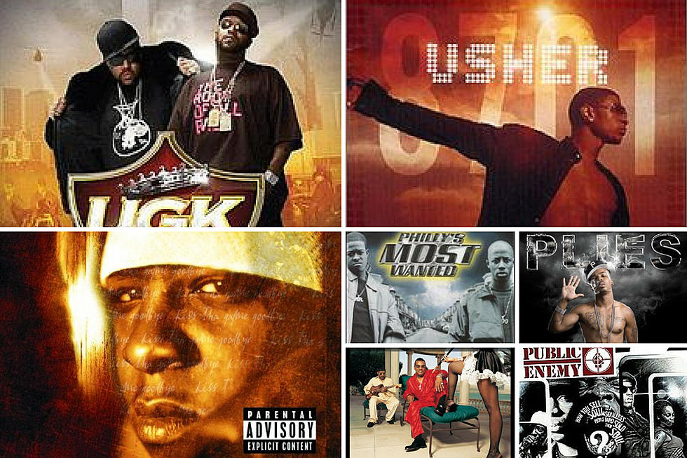 UGK Remain the Underground Kingz: Aug  7 Hip-Hop History