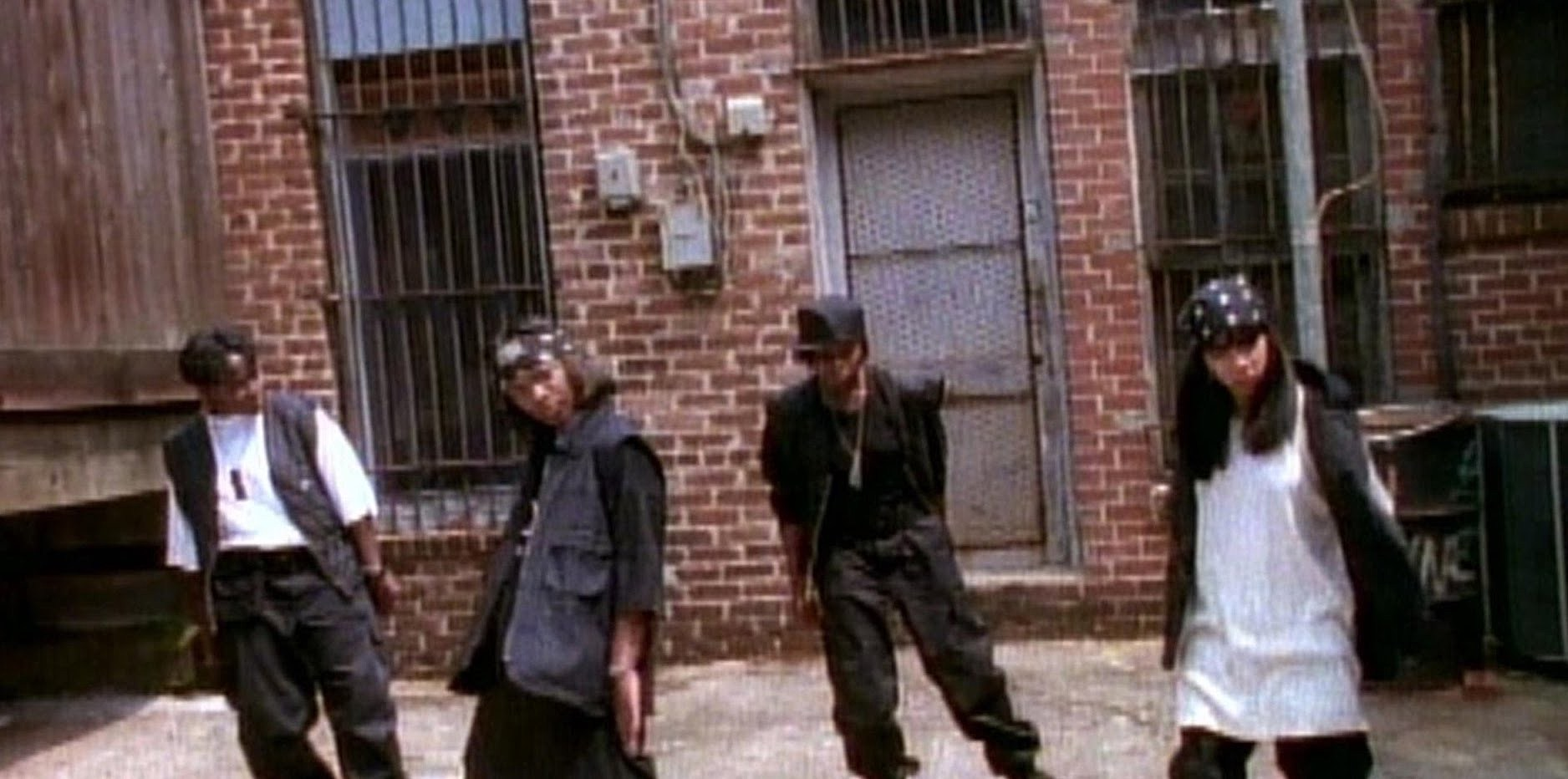 c07085b25e Xscape - 'Just Kickin' It': Throwback Video of the Day