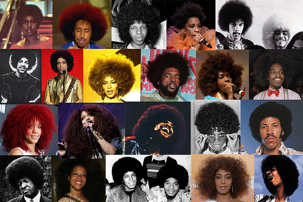 Afros line