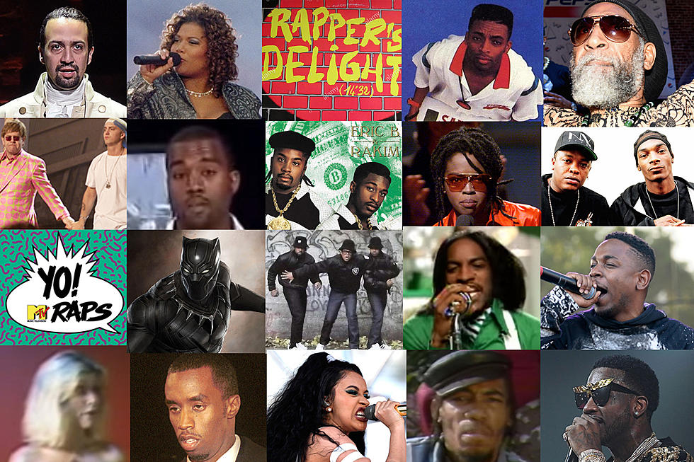 The Most Important Events in Hip-Hop by Year: 1973-Present