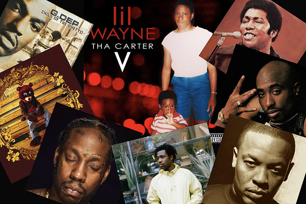The Best Samples from Lil Wayne's 'Tha Carter V'