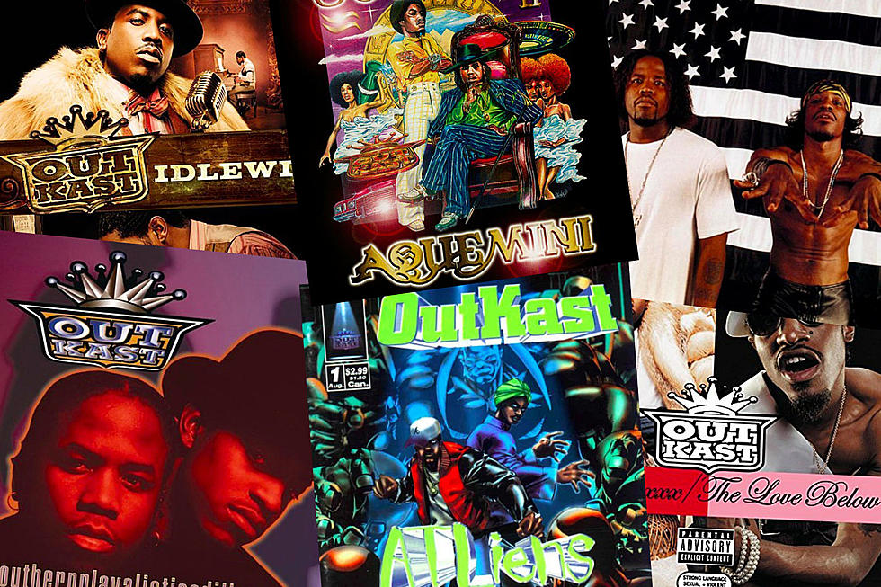 OutKast Albums, Ranked Worst to Best