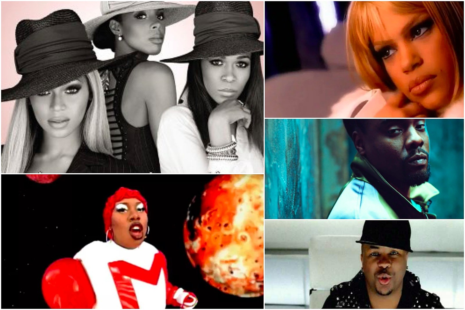 10 Best Female Rap Anthems of the '90s