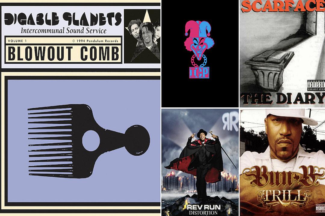 12 Throwback Rap Album Covers Inspired by Jazz/R&B Album Artwork
