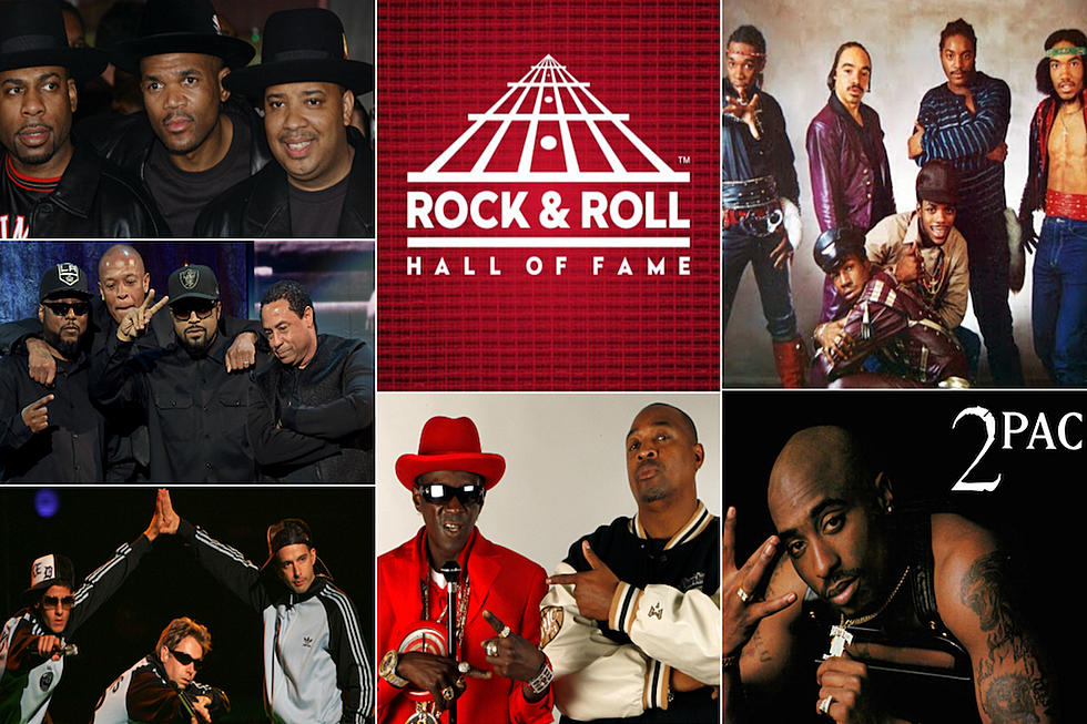 Rappers in the Rock and Roll Hall of Fame: A Complete History