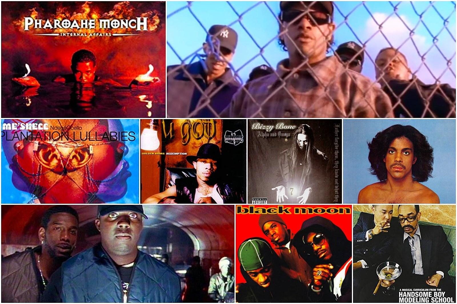 50 Greatest East Coast Hip-Hop Albums of the 1990s