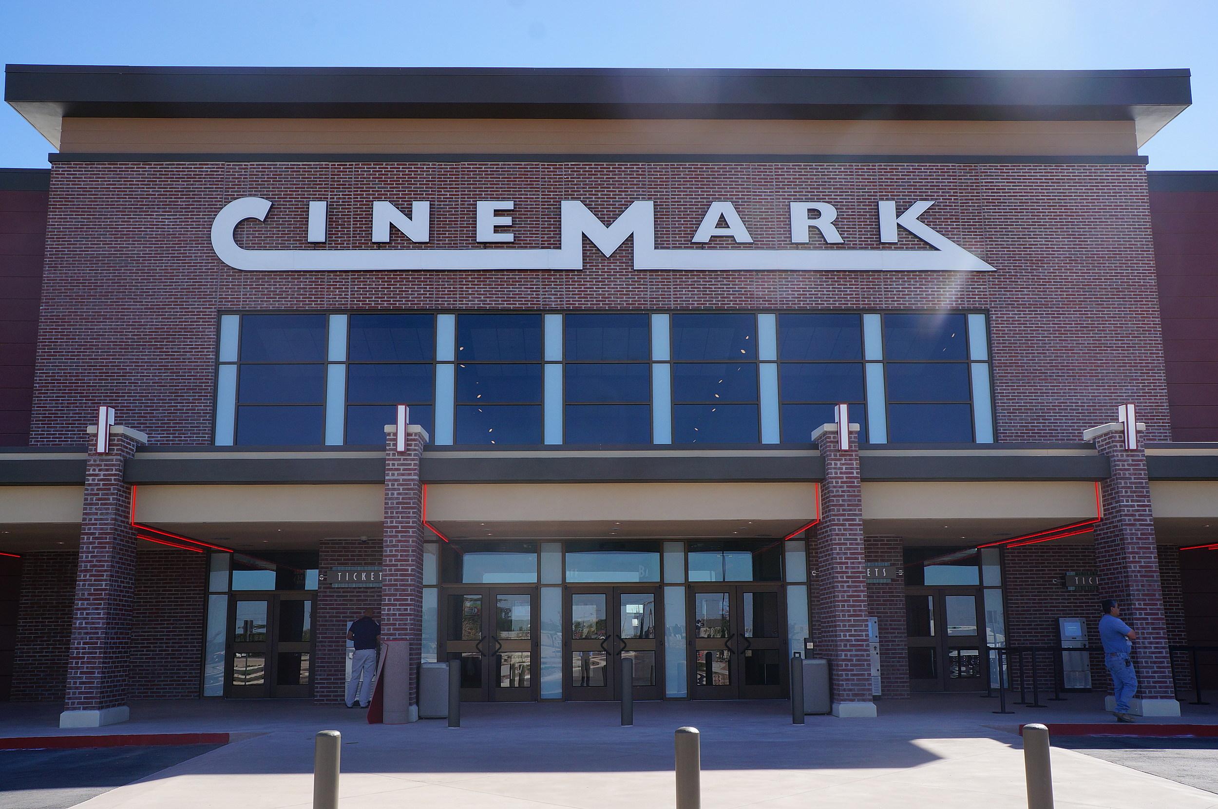 Cinemark Movie Theatres Offering Private Watch Parties In El Paso