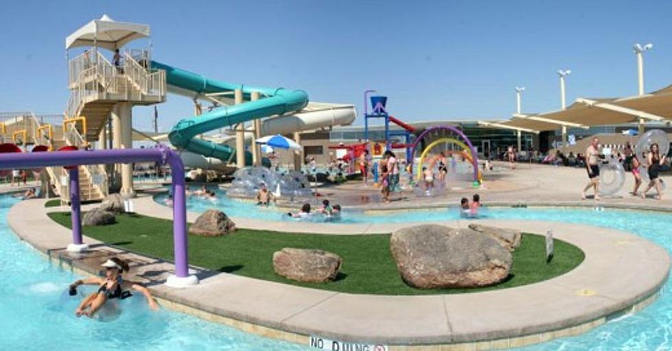 El Paso City Council Discusses Spray Parks