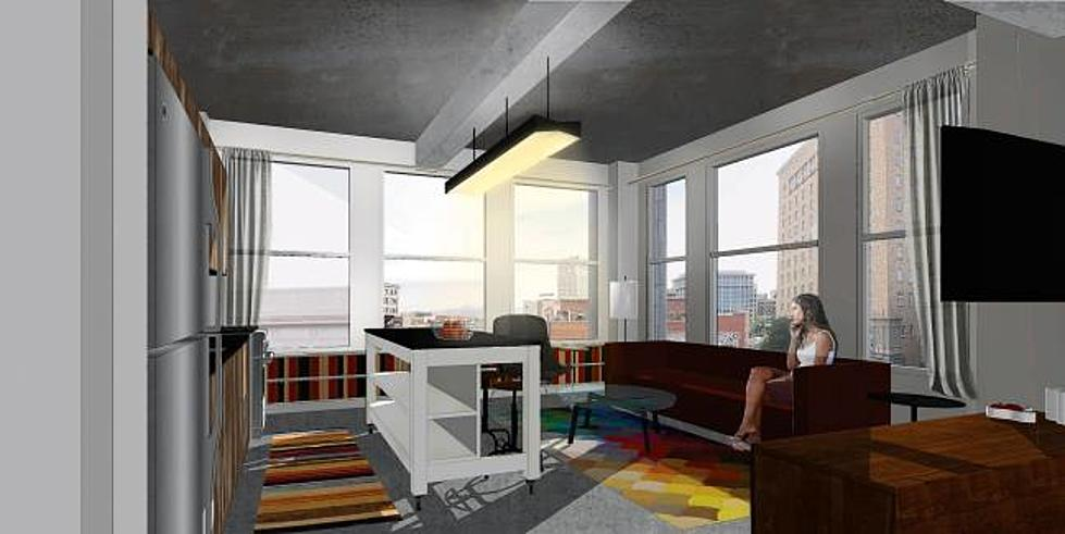 Downtown El Paso Apartments Are Now Ready To Rent