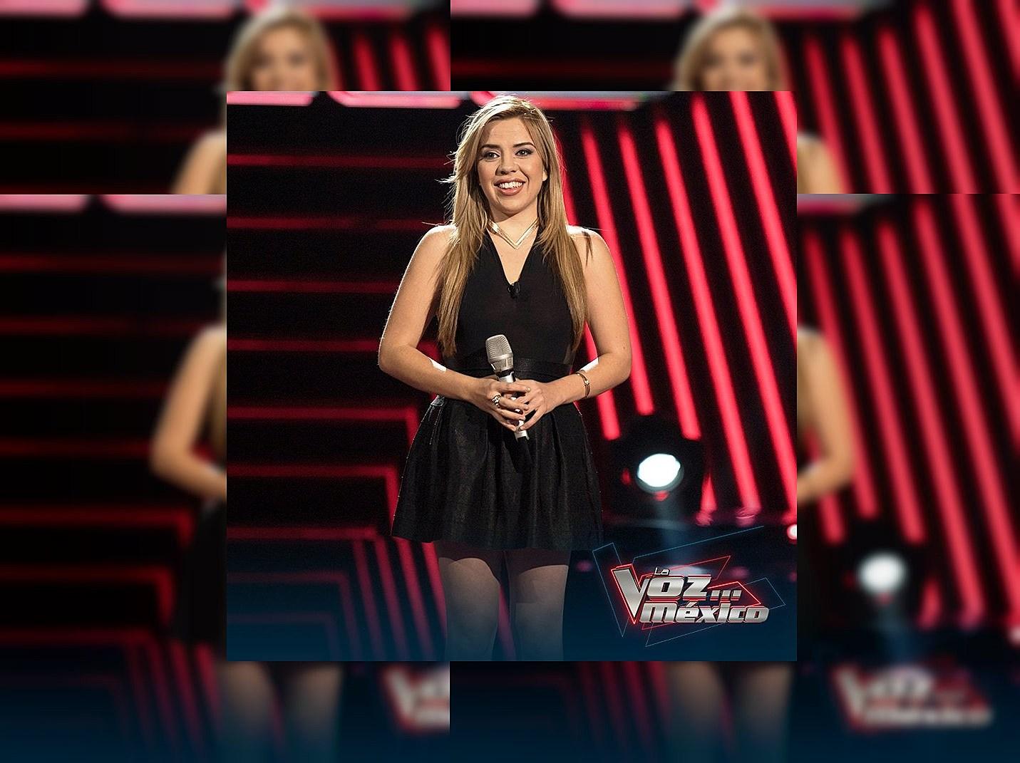 El Pasoan Makes it Past Blind Auditions on 'La Voz Mexico'