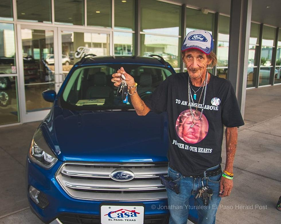 Casa Ford El Paso Tx >> Antonio Basco Gets New Vehicle After His Wife S Car Was Trashed