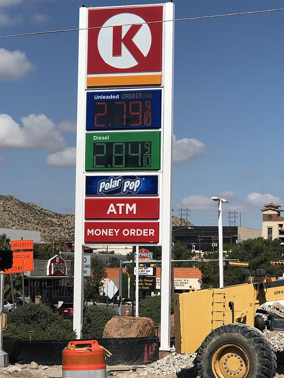 Circle K Gas Prices >> Is Saudi Arabian Oil Field Attack Causing Ep Gas Prices To