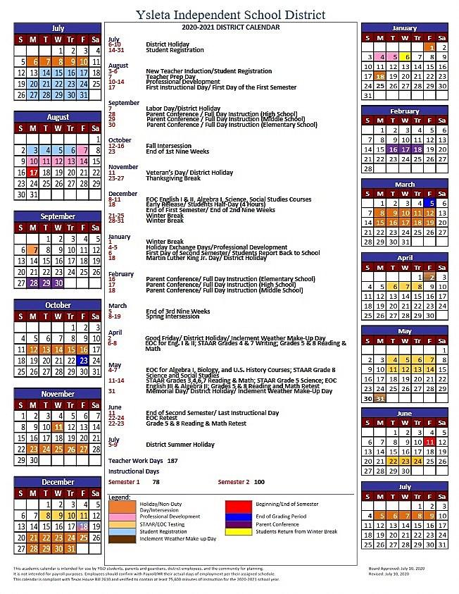 Yisd Calendar 2022.Yisd Calendar