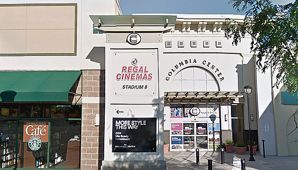 Regal Cinemas in Columbia Mall Torn Down & Closing at End of