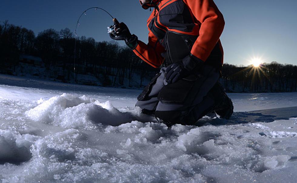 Fishing Contest On Green Lake In Princeton Sunday