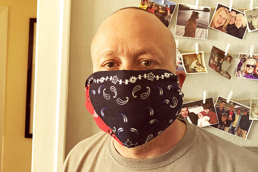 Watch Make A Simple Mask With A Bandana Rubber Bands