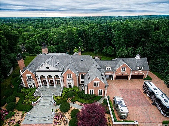The Most Expensive House For Sale In Michigan Now