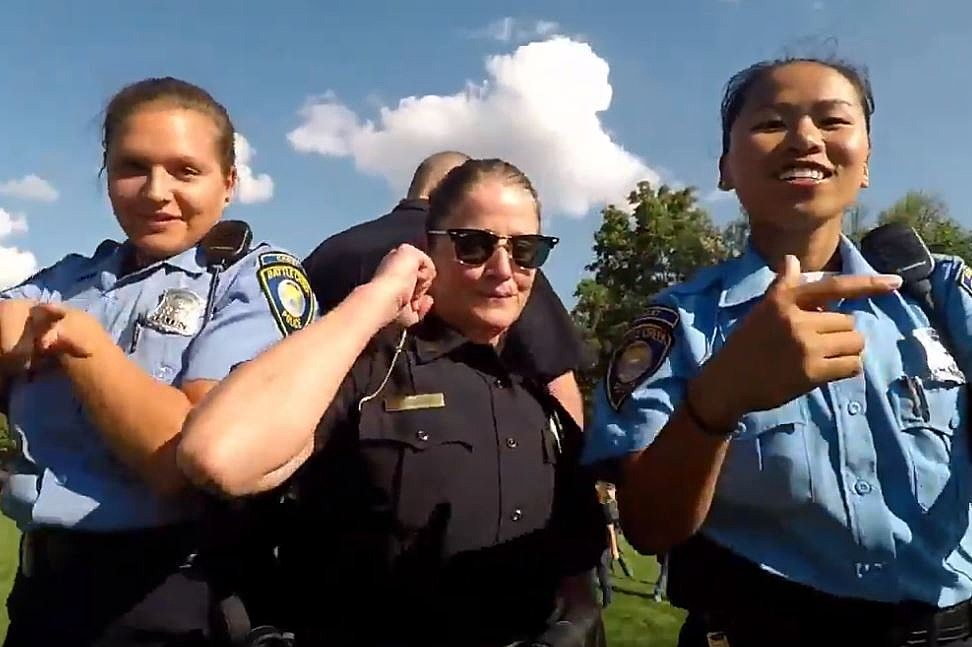 WATCH: Battle Creek Police Department Releases Lip Sync Video