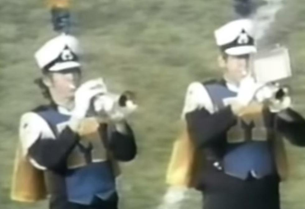 Michigan Marching Band Once Starred In Super Bowl Halftime Show