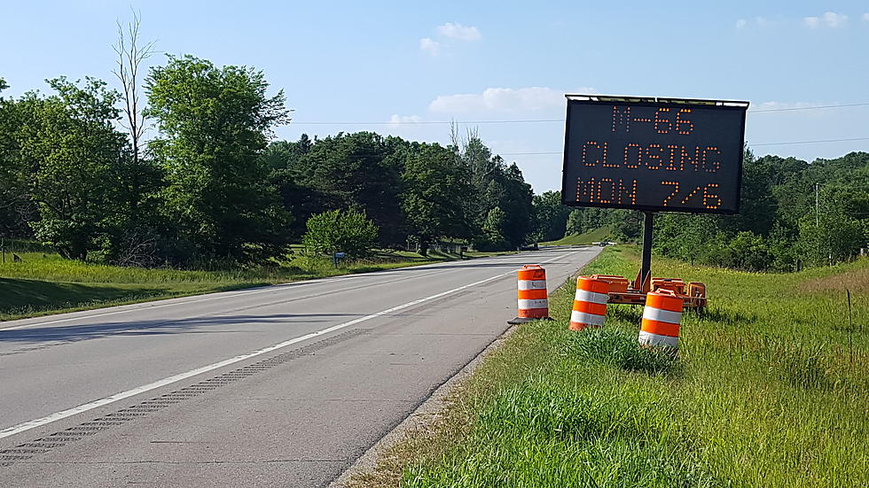 M-66 Closure in Barry County Expected for 2 Months