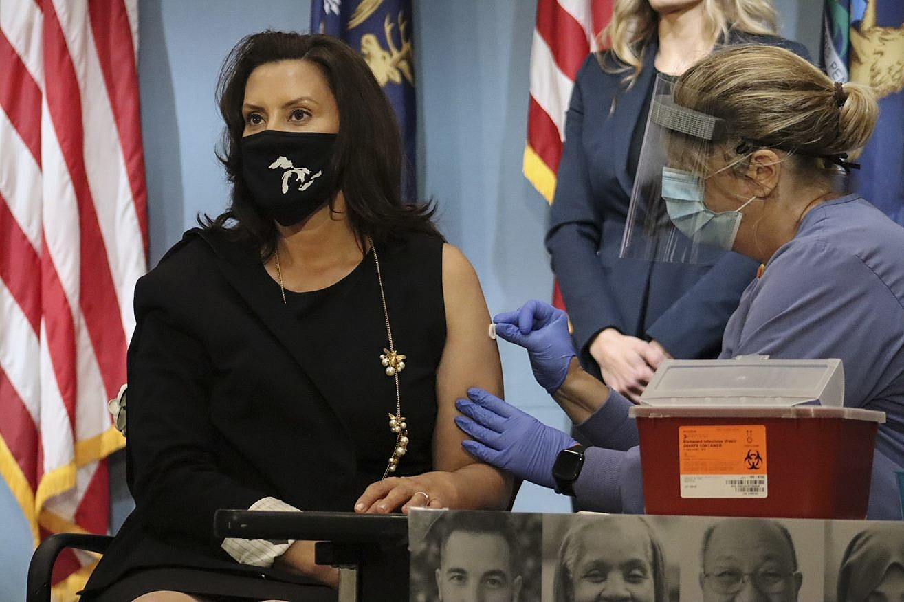 Plot To Kidnap Michigan Governor Gretchen Whitmer Is Thwarted