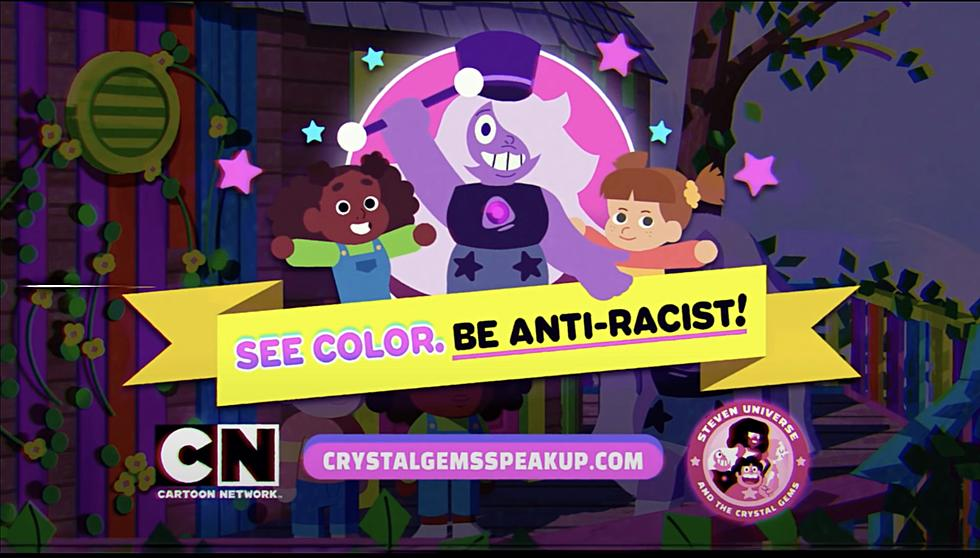 Cartoon Network PSA tells children to 'see color' to become 'anti-racist,' preaches 'colorblindness' is bad