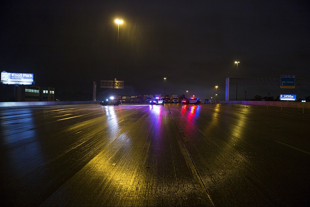 Woman Running Across I-84 Hit And Killed
