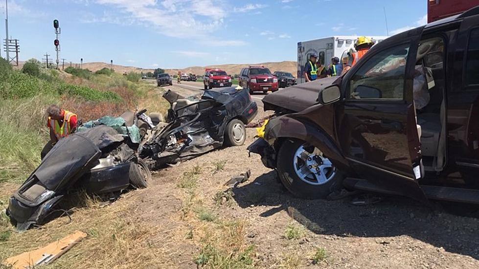 Weiser Woman Dies in Hwy 95 Crash