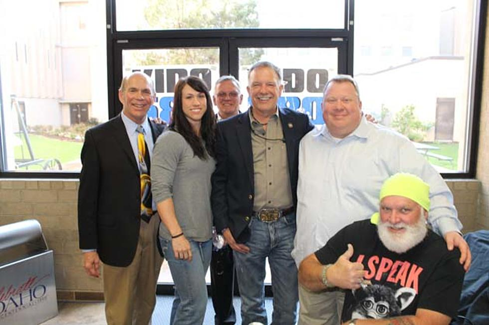 Kevin Miller - Support Your Blue - Canyon County Sheriff