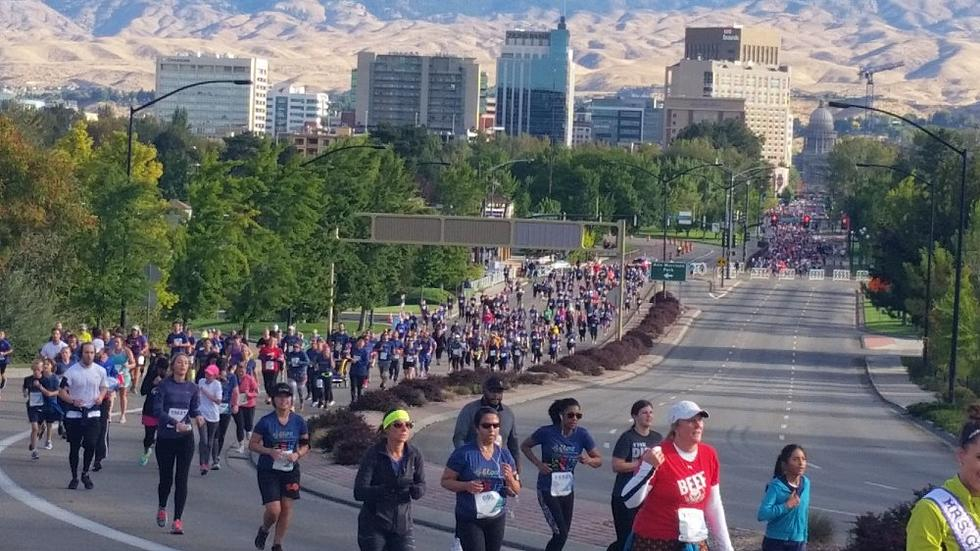 Fit One Boise >> Join The Mix 106 Team For St Luke S Fitone Boise Before