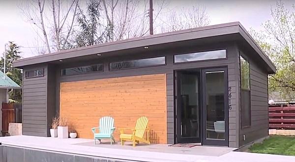 tiny house big living films episode in boise for diy network. Black Bedroom Furniture Sets. Home Design Ideas