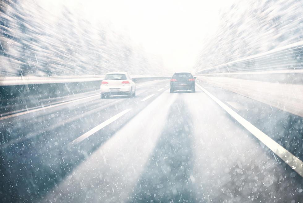 Mountain Home I-84 Crash Shows Dangerous Winter Driving [VIDEO]