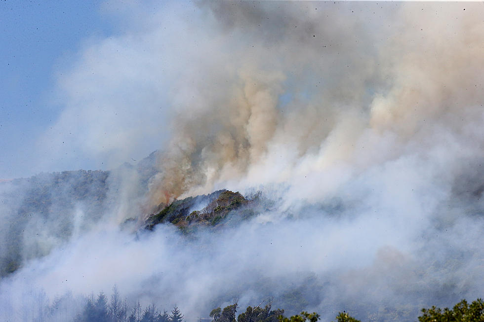 Storm Starts Multiple Fires in the Boise National Forest