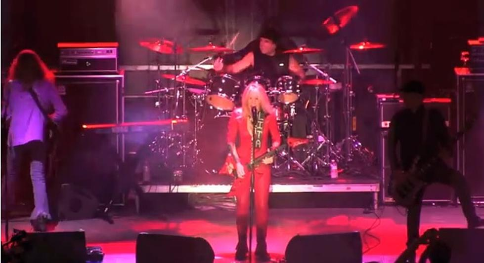 New Classic Rock Releases For November – Lita Ford [VIDEO]