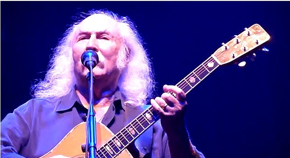 New Classic Rock Releases For January 2014 – David Crosby [VIDEO]