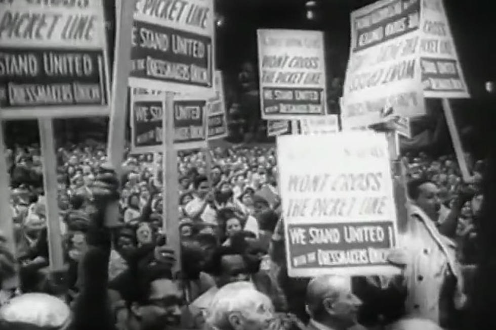 Do You Know The Violent History Of Labor Day Video