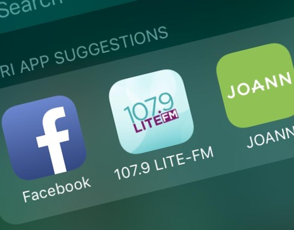 The NEW 107 9 LITE FM App is Here