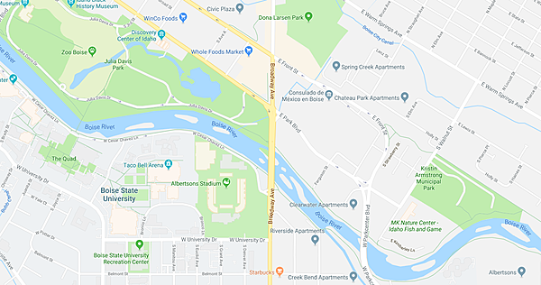 registered sex offenders map boise id in Cambridge