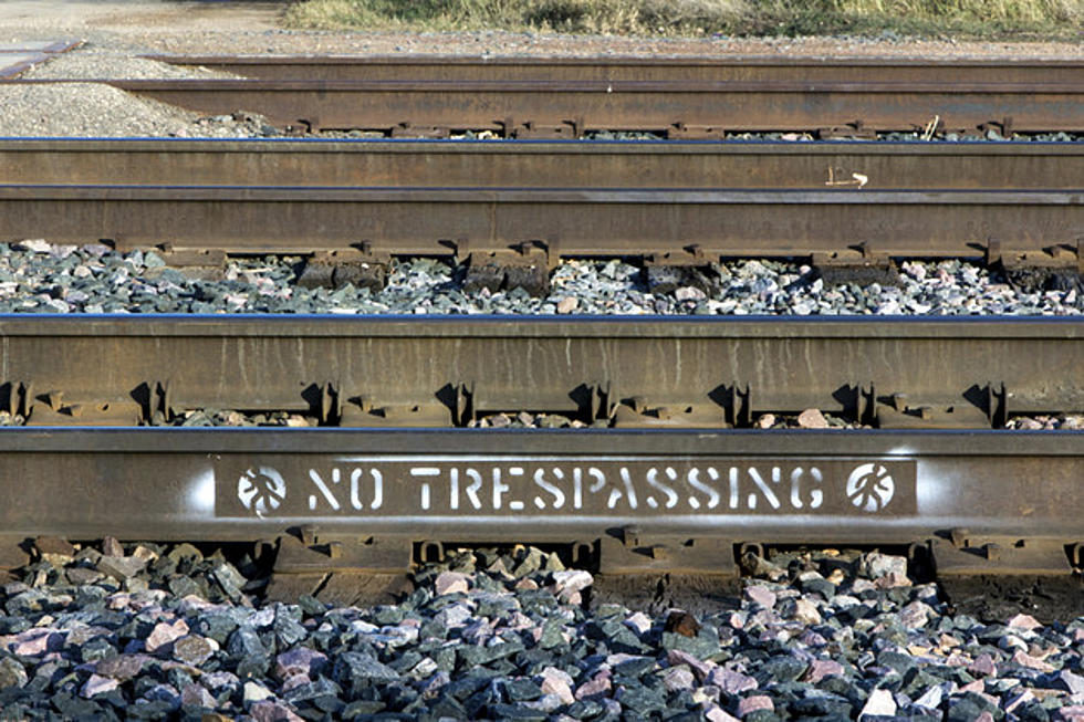 Did You Know Taking Photos on Railroad Tracks is Illegal?