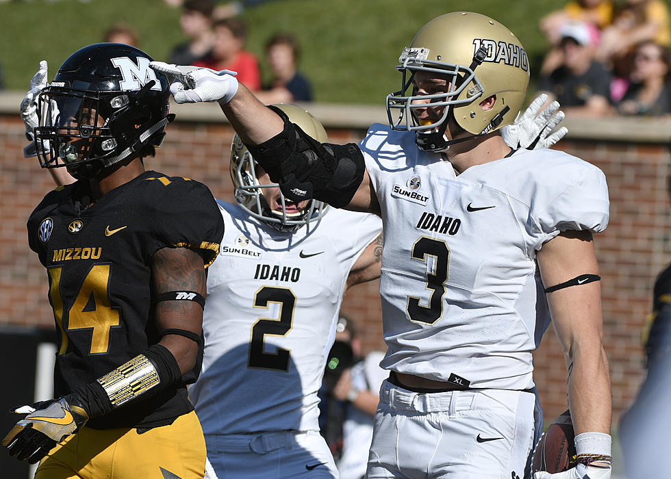 promo code 74578 464a4 Spring Football: Back to The Future for Idaho Vandals