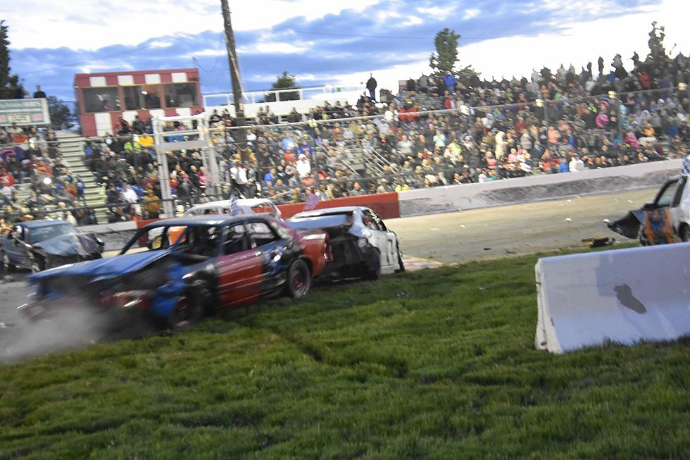 Meridian Speedway Survives a Crash And Smash Saturday