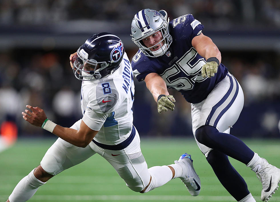 finest selection 2fde2 31cde Leighton Vander Esch Stacks The NFL Numbers