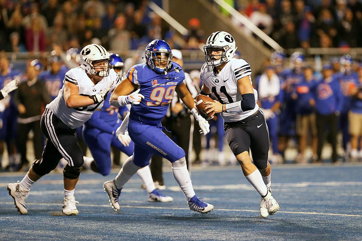 Boise State-BYU Late Kickoff on ESPN 2