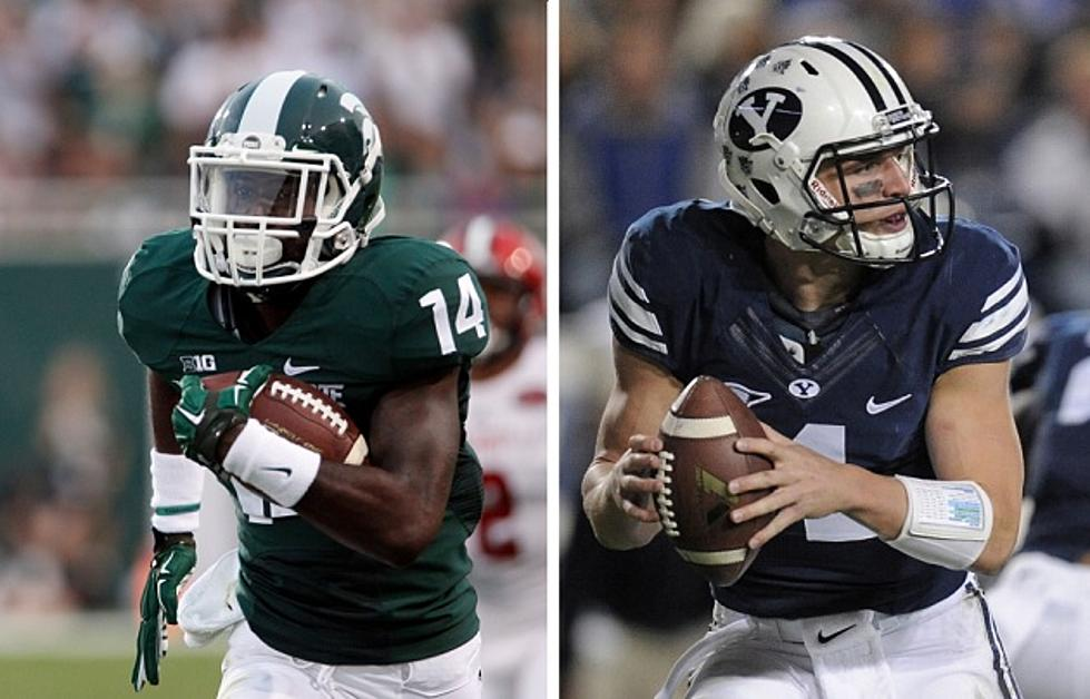 Msu Academic Calendar 2016-2020 Michigan State, BYU to Play Home and Home Series In Football